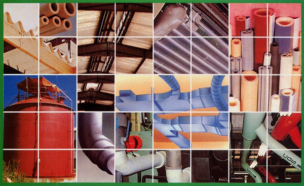 Flexofom Applications for Cooling Engineering